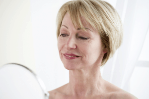 Menopause doesn't mean your skin has to prune!