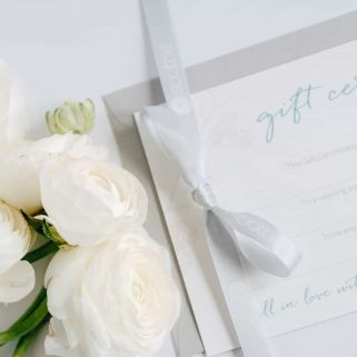 Soothe Gift Certificate With Flower Delivery