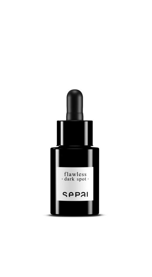 Sepai Flawless Dark Spots Serum Bottle