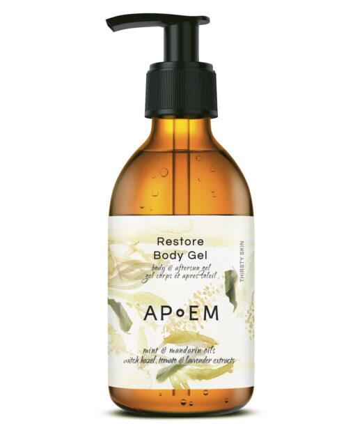 APoEM Restore body gel