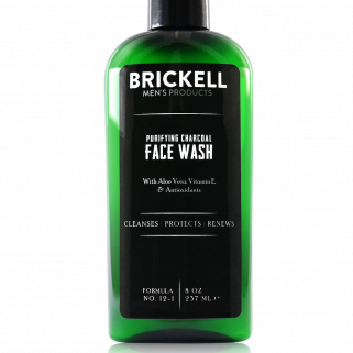 brickell face wash