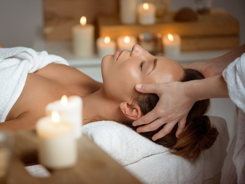 Relaxing treatments at Soothe